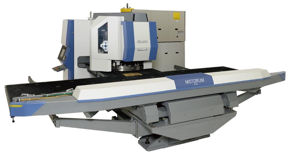 村田機械 M3048TG (CNCサーボモーター式ターレットパンチプレス)